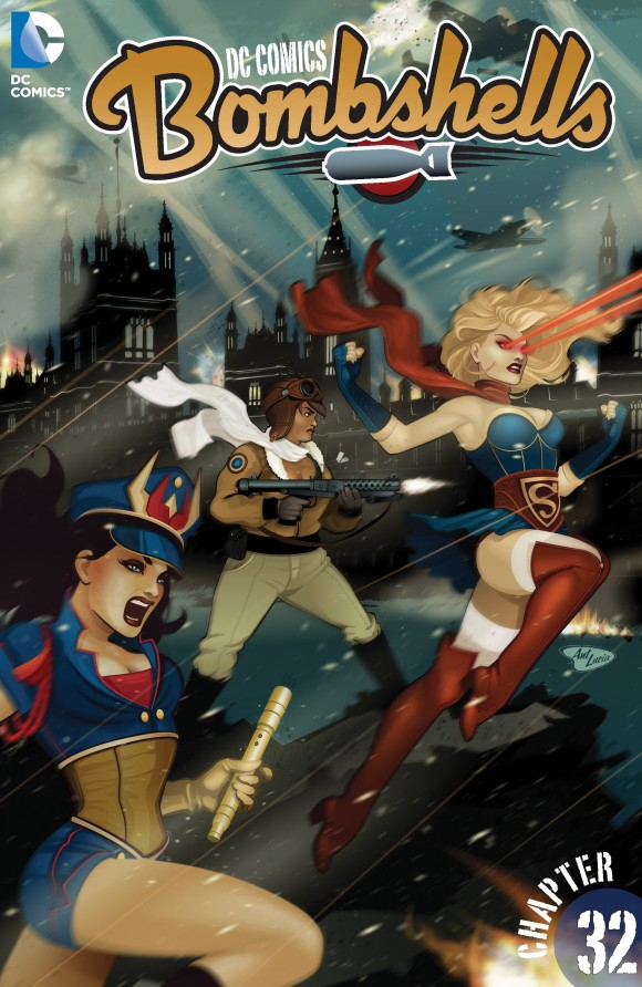 DCBombshells 32 SF Cover[1]