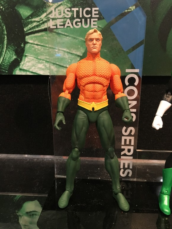 Aquaman Icons figure. Out soon!