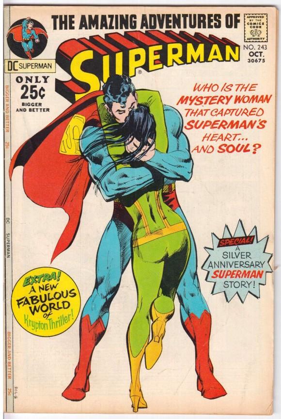 SUPERMAN 243