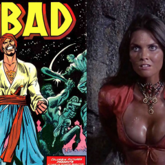 The Kitschy Greatness of THE GOLDEN VOYAGE OF SINBAD