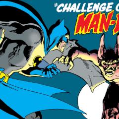 NEAL ADAMS: How MAN-BAT Was Created
