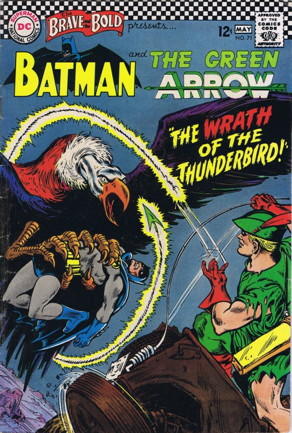 GA just two years earlier. Cover by Carmine Infantino and Charles Cuidera.