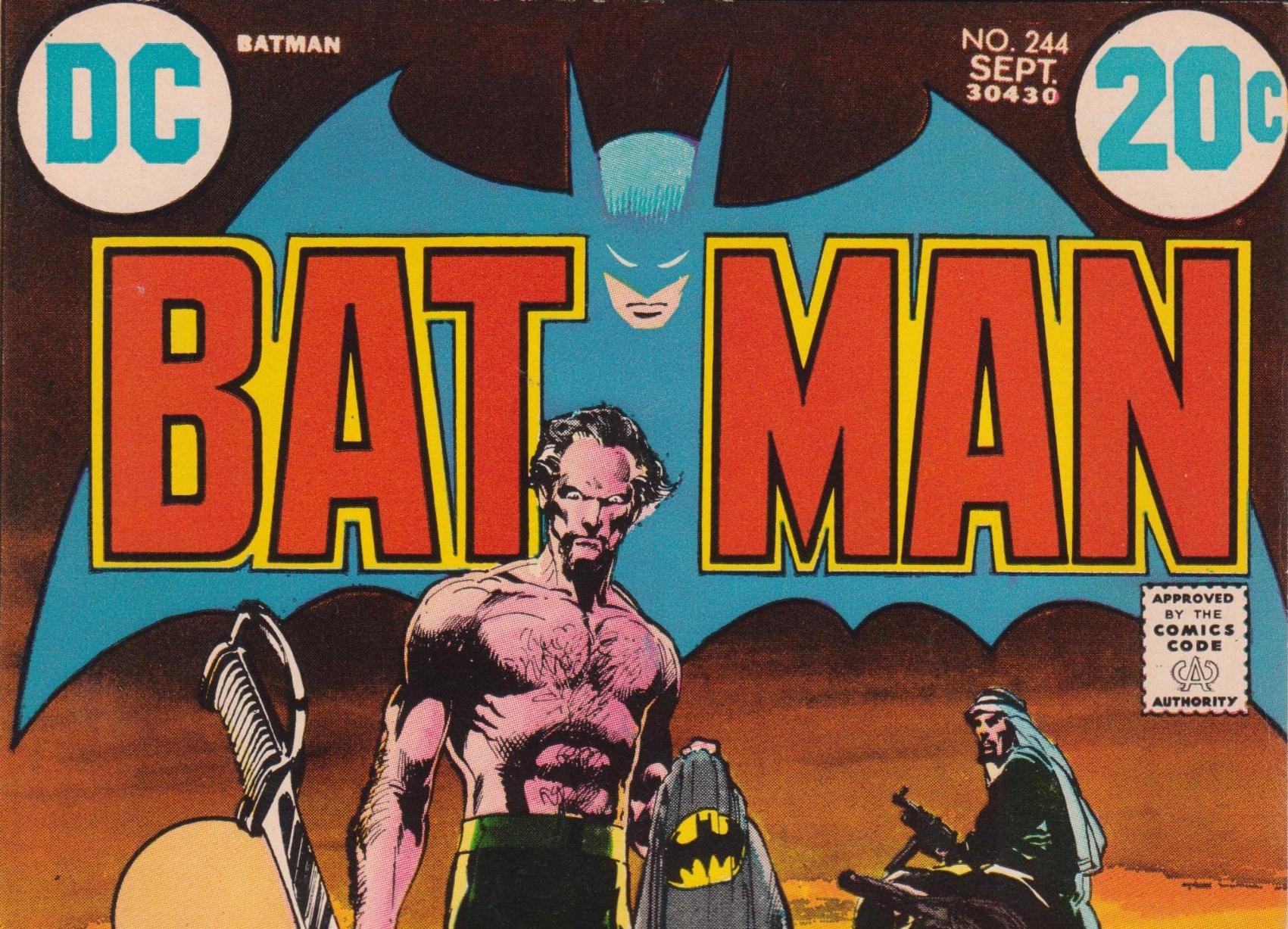 BATMAN 244 copys