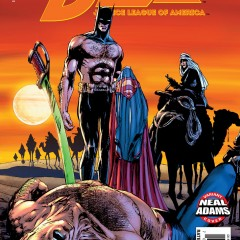 BILL SIENKIEWICZ Picks His Fave NEAL ADAMS Cover