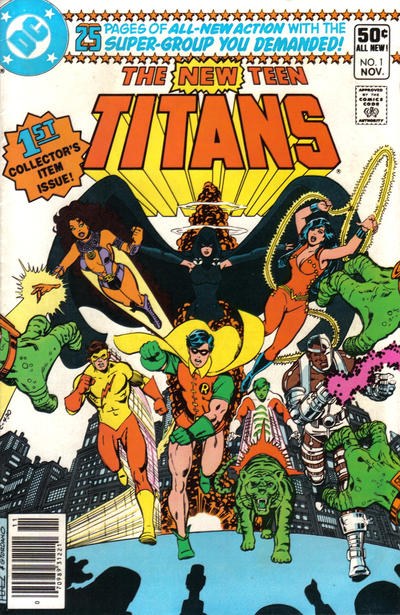 George Perez and Dick Giordano