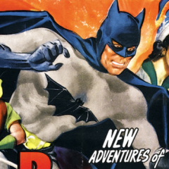 The Oddball World of 1949's BATMAN AND ROBIN