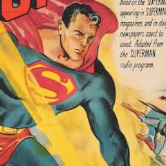 The Goofy Charm of 1950's ATOM MAN VS. SUPERMAN