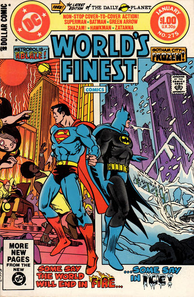 Ross Andru and Dick Giordano