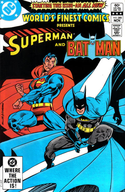 Frank Miller and Dick Giordano