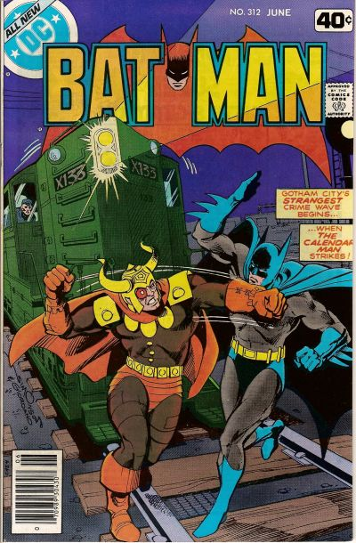 Walt Simonson and Dick Giordano