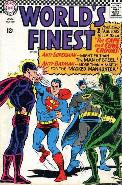 Curt Swan and George Klein. I read this story over and over when it was reprinted in WF #227.