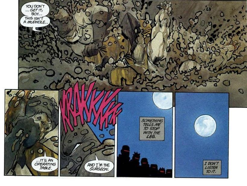 From Dark Knight Returns #2