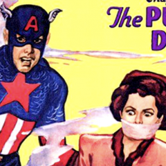 The Cracked Mirror World of 1944's CAPTAIN AMERICA Serial