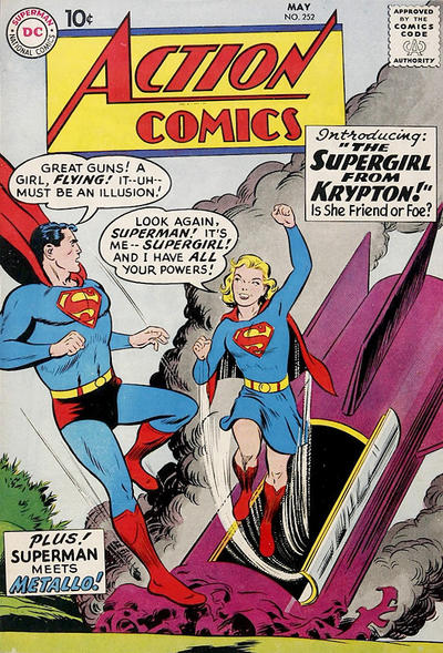 Art by Curt Swan and Al Plastino