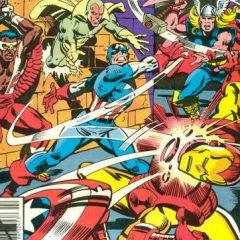 13 COVERS: CAPTAIN AMERICA'S Bronze Age Team-Ups — and Fisticuffs