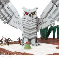 MOUSE GUARD: David Petersen's 13 Favorite Photos from ART OF BRICKS