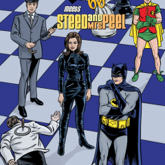 SNEAK PEEK: Inside BATMAN '66 MEETS STEED and MRS. PEEL #1