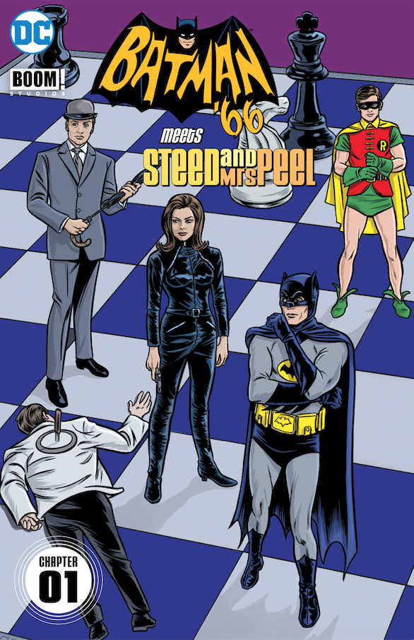 Cover by Mike Allred and Laura Allred