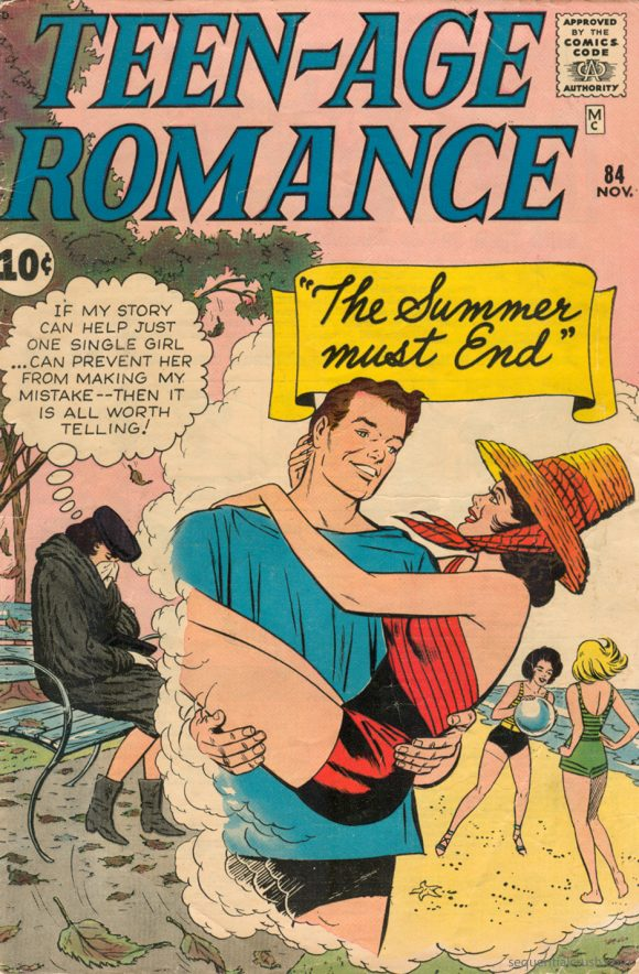 12_Teen Age Romance 84 Cover