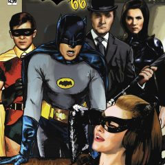 EXCLUSIVE Preview: BATMAN '66 MEETS STEED AND MRS. PEEL #1