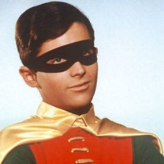Holy Birthday Cake! It's a BURT WARD Salute!