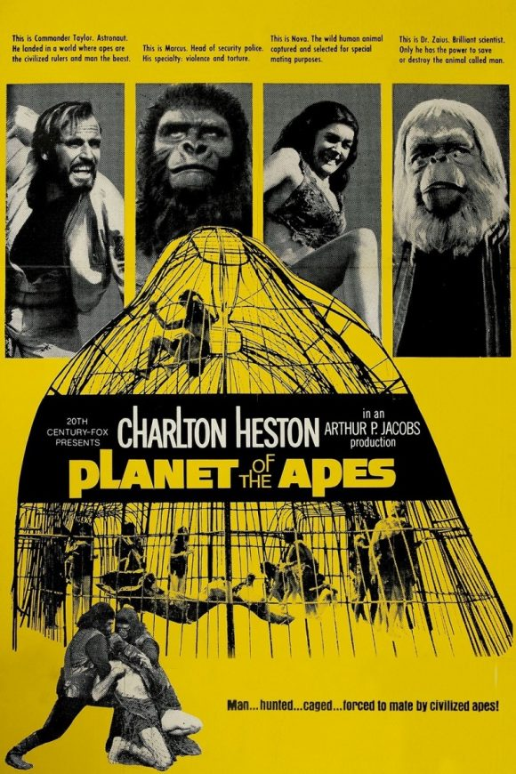 Planet-of-the-Apes-1968-movie-poster第一張
