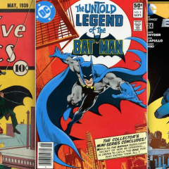 The ULTIMATE BATMAN CONTINUITY GUIDE