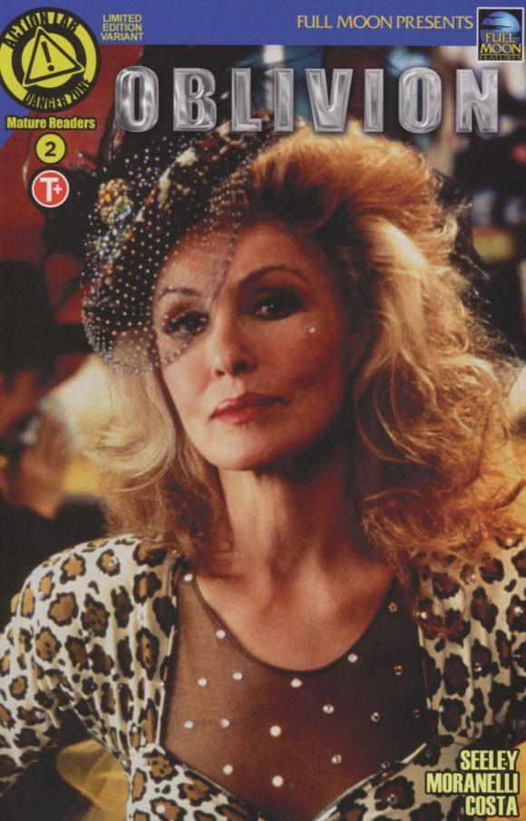 Hey, it's Julie Newmar!