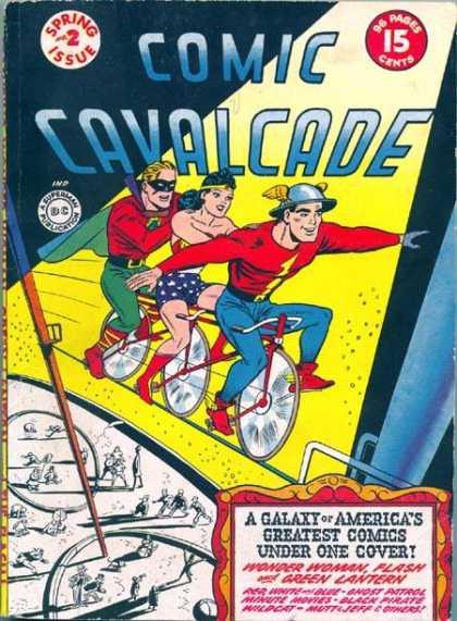 Comics Calvacade 2