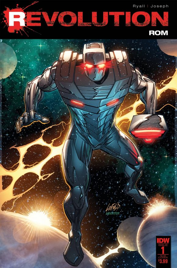 Rob Liefeld variant