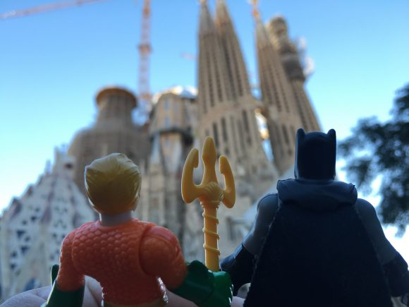 Let's check out Sagrada Familia!