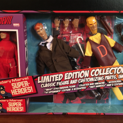 SHOW AND TELL: Diamond's DAREDEVIL Mego