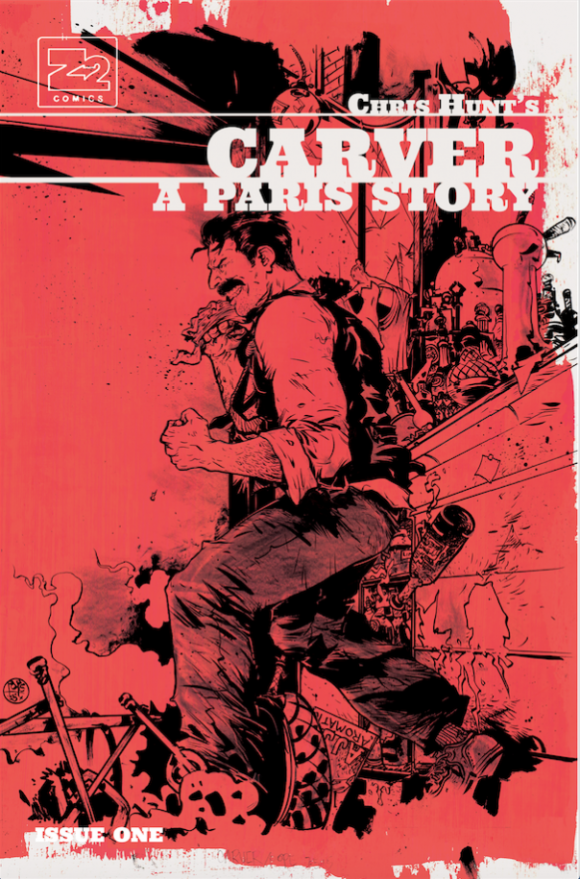 Issue #1 Paul Pope variant