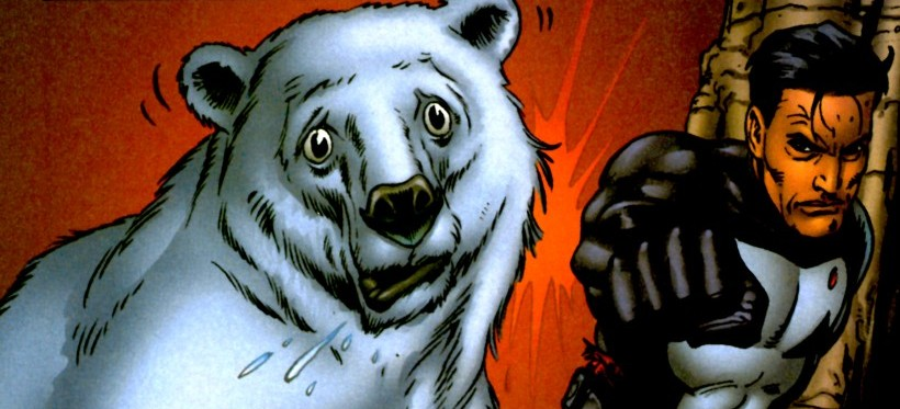 punisher-vs-a-polar-bear