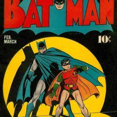 13 COVERS: Saluting the Ghosts of BOB KANE