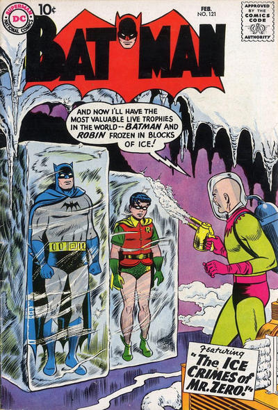 Curt Swan and Stan Kaye