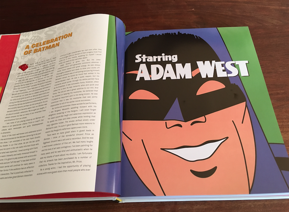 Introduction by Adam West