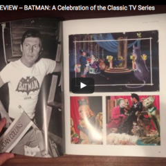 EXCLUSIVE: A Special VIDEO REVIEW of the New BATMAN '66 Book