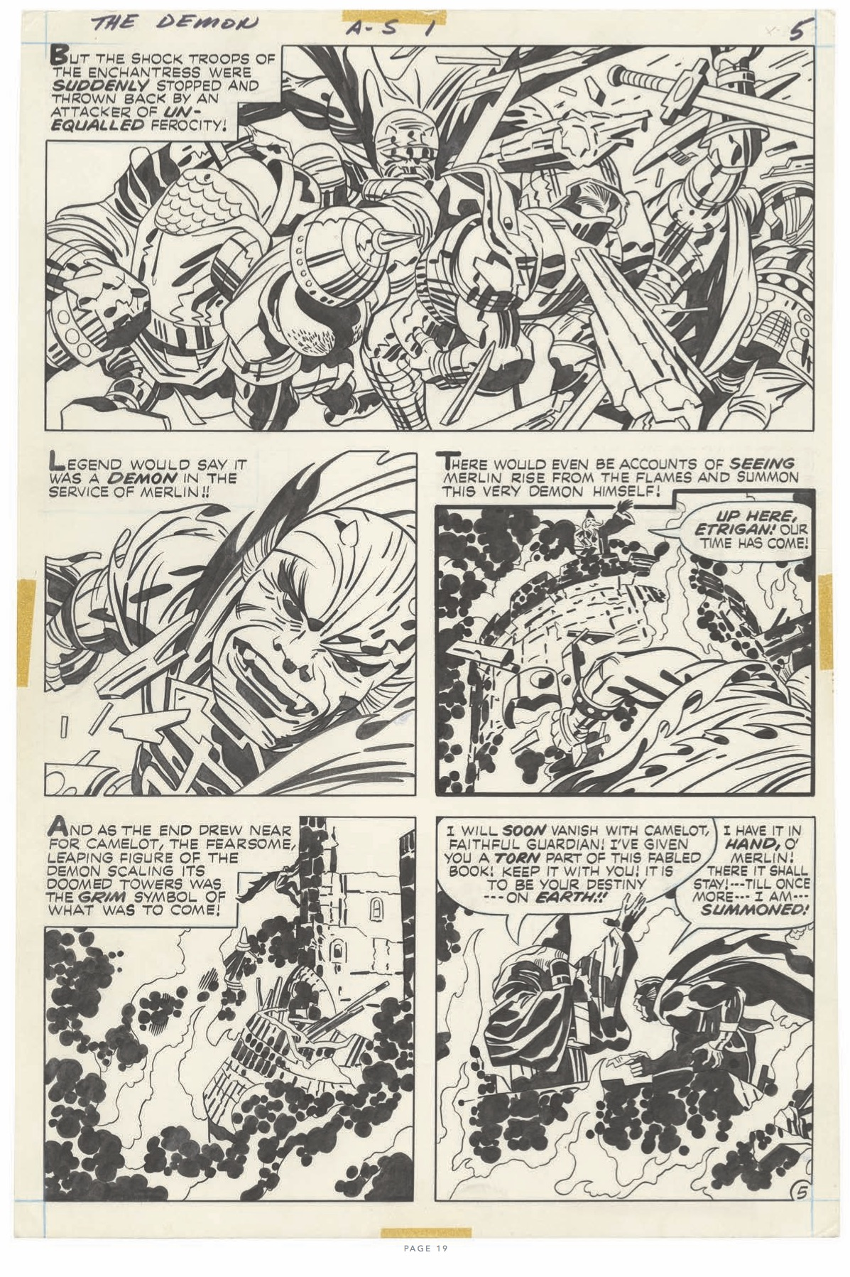 jackkirby_pencils_inks-lodemon2ink