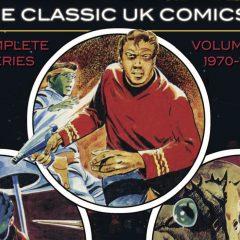 EXCLUSIVE Preview! STAR TREK: THE CLASSIC UK COMICS Vol. 2