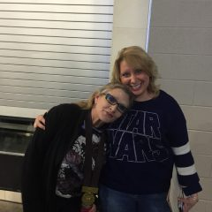 CARRIE FISHER: The Hero Worth Meeting