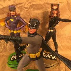 FIRST REVIEW: The Dynamic Diamond BATMAN '66 Statue