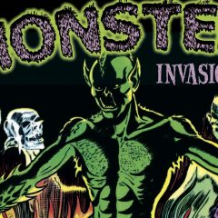 EXCLUSIVE Preview: Jay Disbrow's MONSTER INVASION