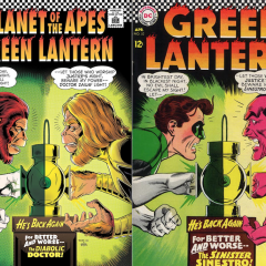 13 Groovy GREEN LANTERN Homage Covers We'd Like to See