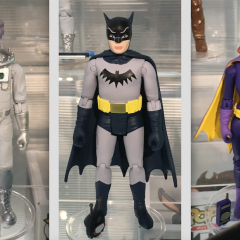 TOY FAIR 2017: FUNKO Goes All in With New BATMAN '66 Action Figure Line
