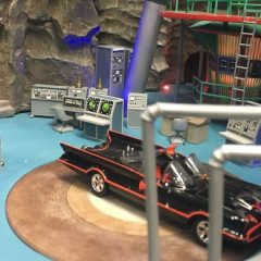 TOY FAIR EXCLUSIVE: Major 1966 BATCAVE Update