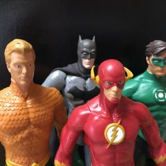 REVIEW: NJ Croce's JUSTICE LEAGUE Figures Are a Bold Move