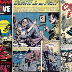 13 Delightfully Disgusting Splash Pages from HAUNTED LOVE