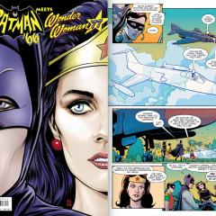 EXCLUSIVE Preview: BATMAN '66 MEETS WONDER WOMAN '77 #3