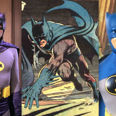 How ADAM WEST, NEAL ADAMS and MEGO Made Me a Lifelong BATMAN Fan